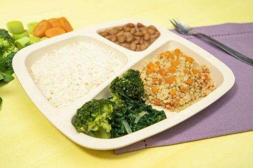 Quinoa com Cenoura