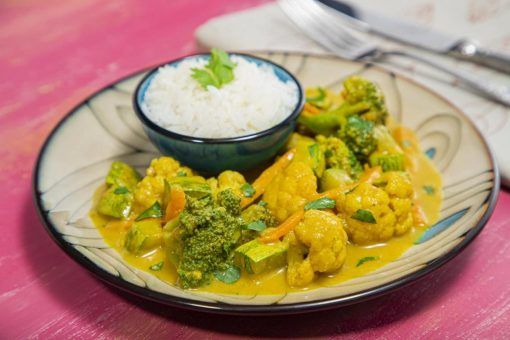 Thai - Vegetariano