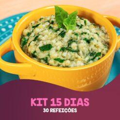 Kit 15 dias