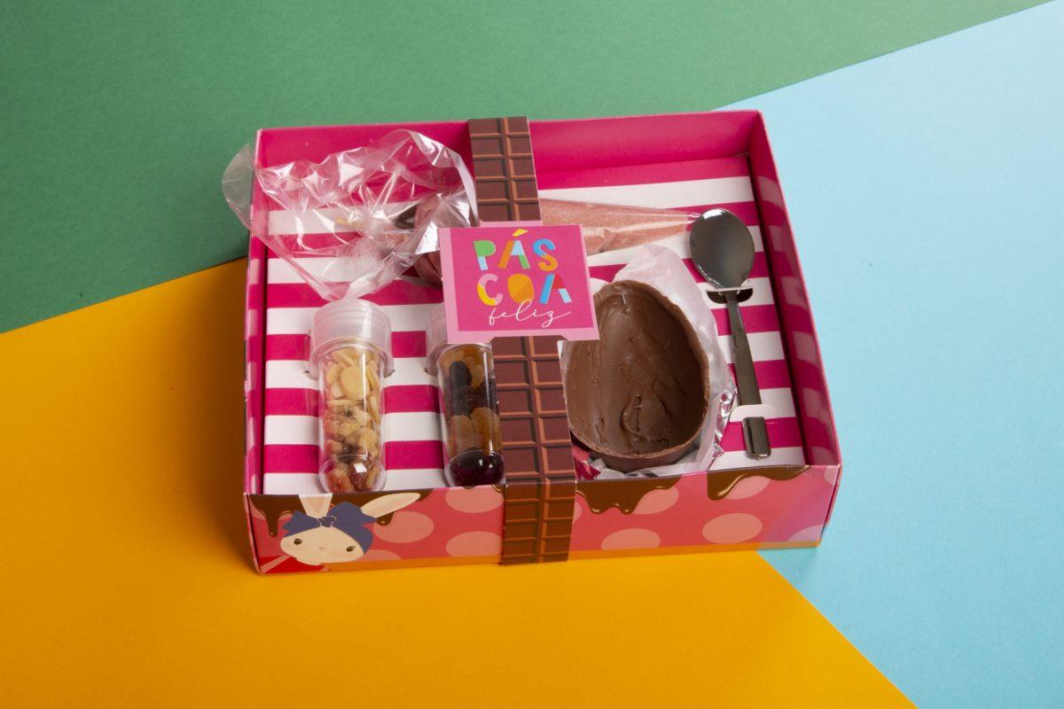O Kit Confeiteiro combina diversão e sabor em uma única brincadeira!