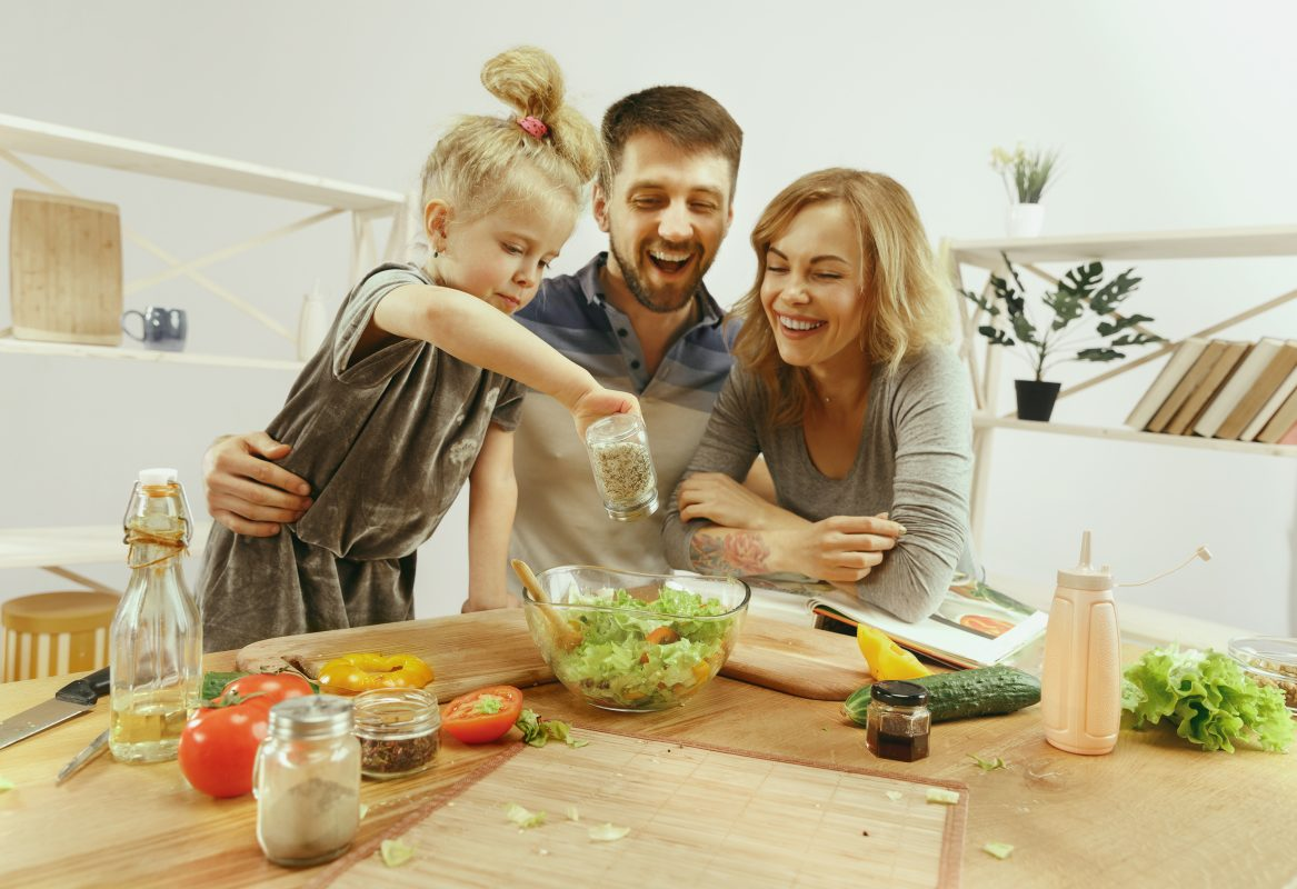 Cardápio Nutritivo Infantil