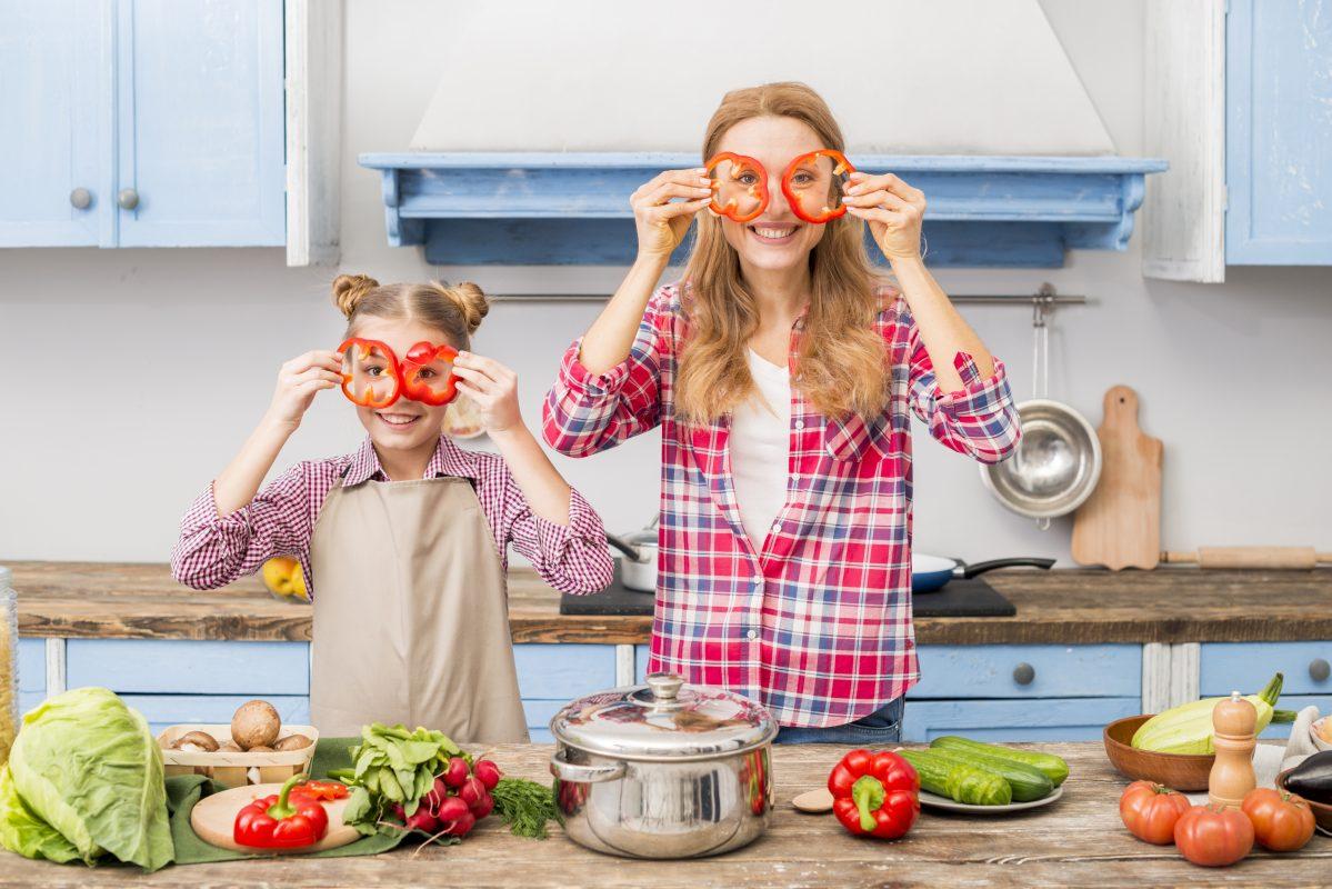 Saiba como introduzir verduras na alimentação infantil