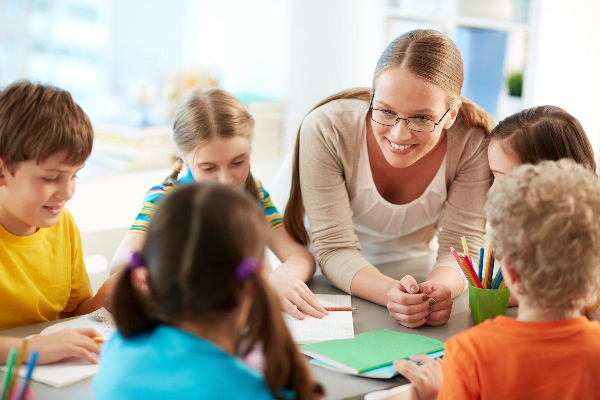 O ensino inclusivo é muito importante no desenvolvimento da criança.