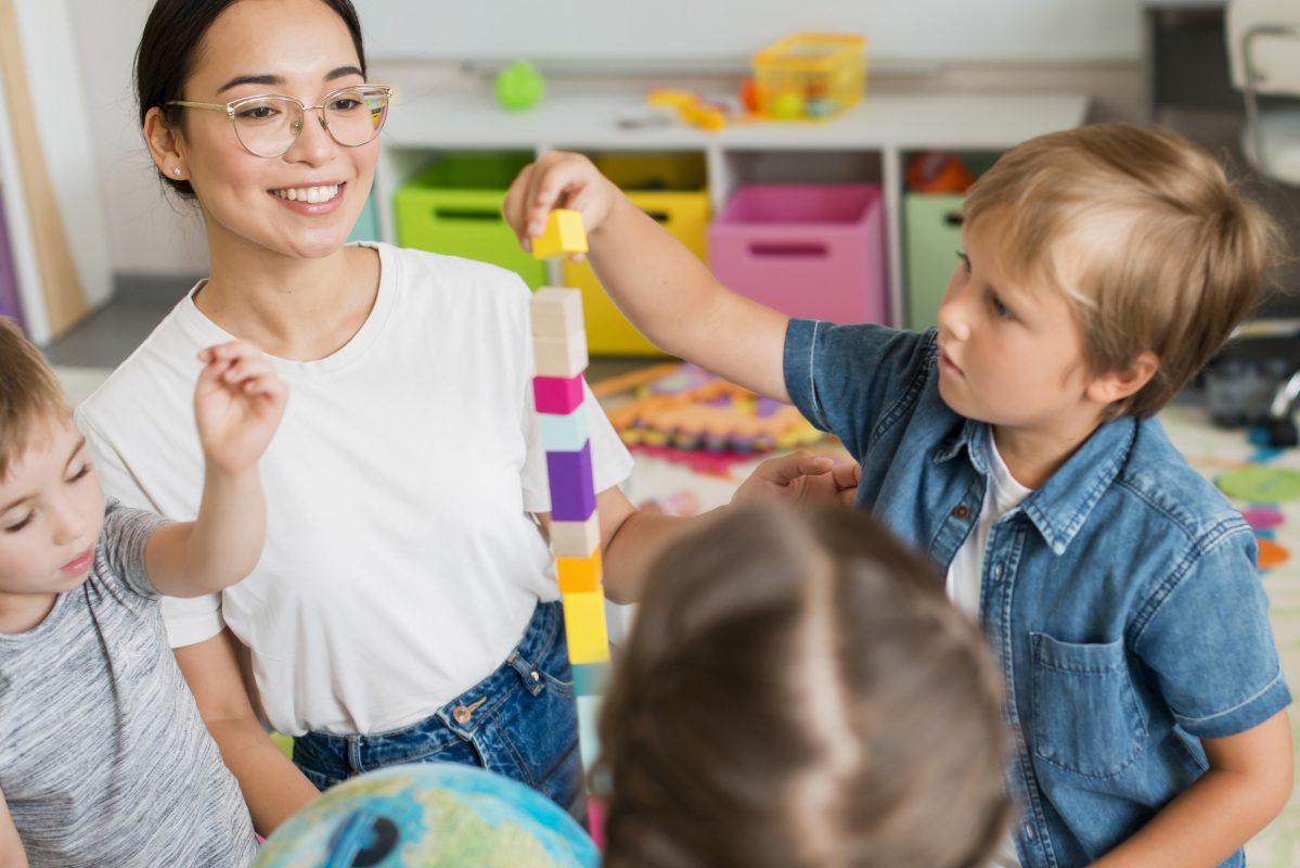 Conheça o método Waldorf e Montessori.