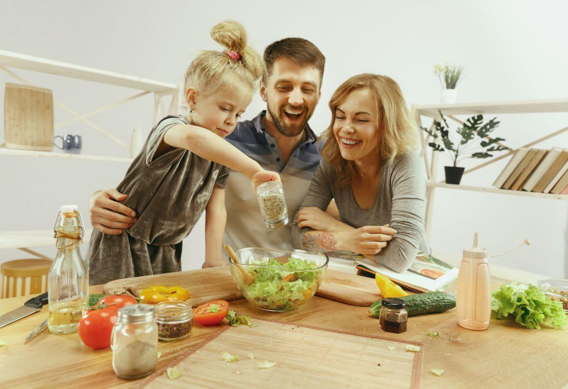 Opções de almoço saudável para o seu filho