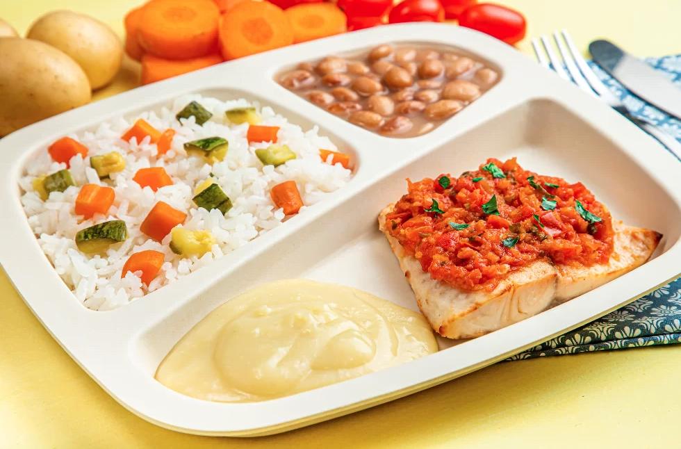 Veja na PFzinho uma série de pratos práticos e saudáveis para você e sua família!
